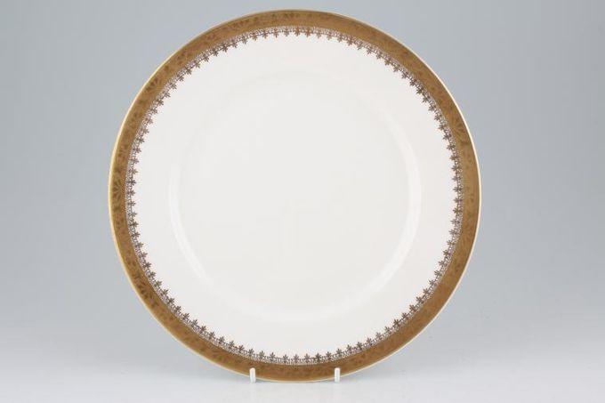 "Royal Grafton Regal - Gold Dinner Plate 10 7/8"""