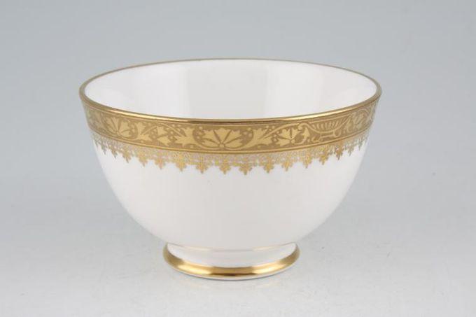 "Royal Grafton Regal - Gold Sugar Bowl - Open (Tea) 4 1/4"""