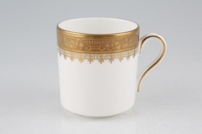 "Royal Grafton Regal - Gold Coffee/Espresso Can 2 3/8 x 2 1/2"""