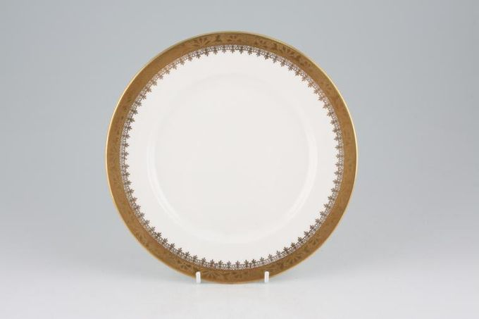 Royal Grafton Regal - Gold Breakfast / Salad / Luncheon Plate 9 3/4""