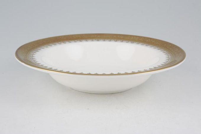 "Royal Grafton Regal - Gold Rimmed Bowl 7"""