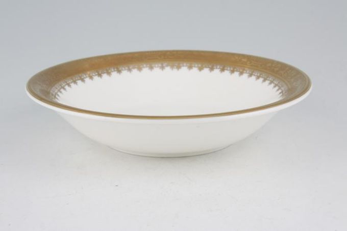 Royal Grafton Regal - Gold Soup / Cereal Bowl 6""