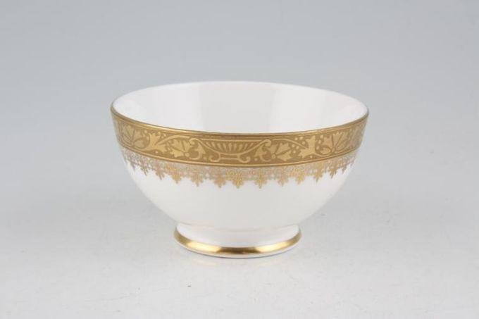 "Royal Grafton Regal - Gold Sugar Bowl - Open (Coffee) 3 1/2"""