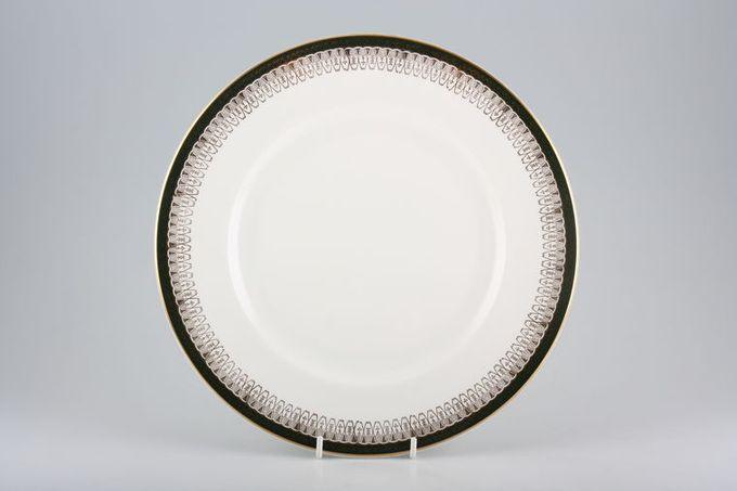 "Royal Grafton Majestic - Green Starter / Salad / Dessert Plate 8 1/8"""