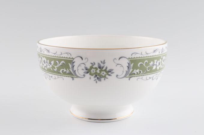 "Royal Grafton Richmond Sugar Bowl - Open (Tea) footed 4 1/2"""