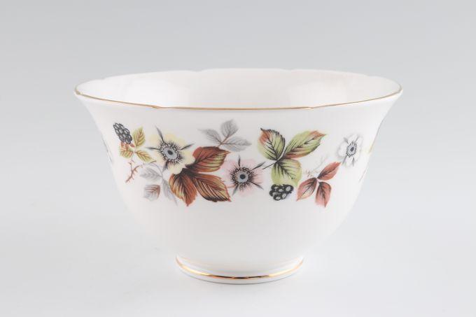 "Royal Grafton Woodside Sugar Bowl - Open (Tea) 4 1/2"""