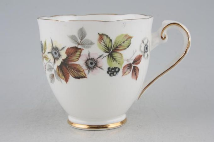 "Royal Grafton Woodside Coffee Cup 2 7/8 x 2 3/4"""