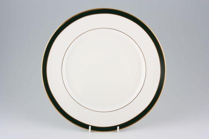 "Royal Grafton Warwick - green Dinner Plate 10 1/2"""