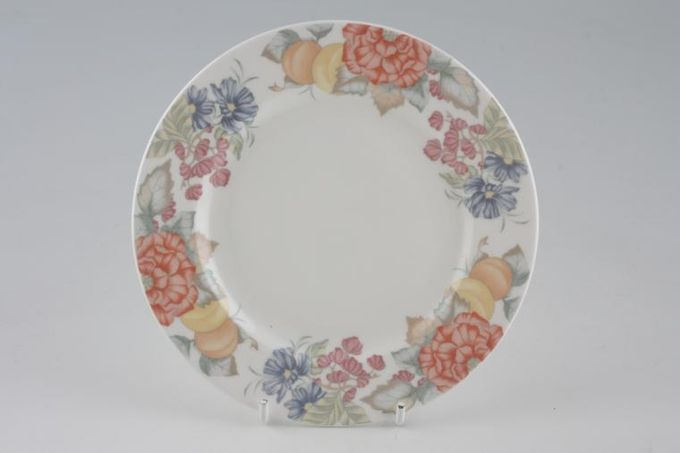 Royal Grafton Morning Orchard Tea / Side / Bread & Butter Plate 6 3/8""