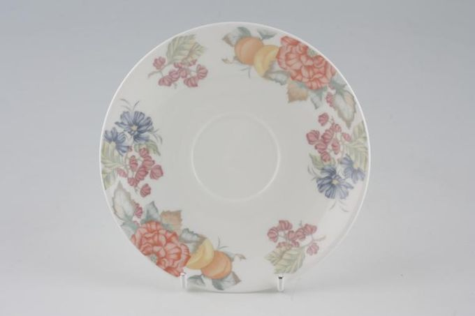 Royal Grafton Morning Orchard Tea Saucer 6""
