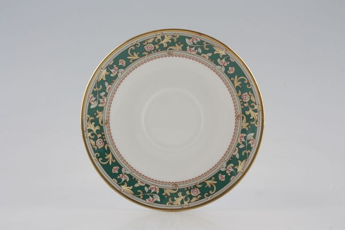 "Royal Grafton Chatsworth Tea Saucer 5 7/8"""