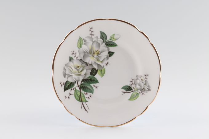 """Royal Stafford Camellia Plate Biscuit Plate 5"""""""