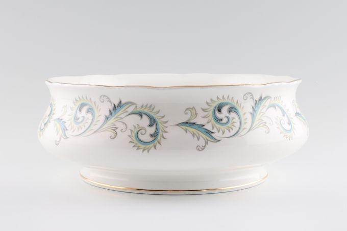 Royal Standard Garland Salad Bowl 8 1/4""