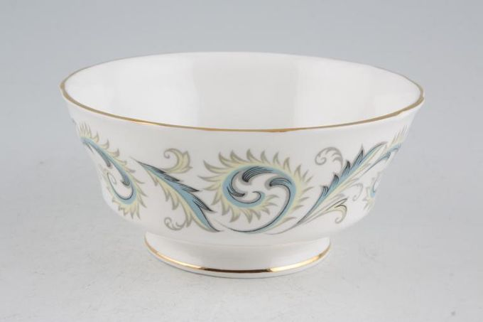 "Royal Standard Garland Sugar Bowl - Open (Tea) Wavy 4 5/8"""