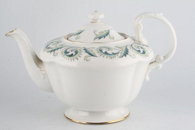 Royal Standard Garland Teapot 2 1/2pt