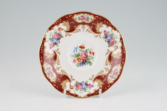 "Royal Standard Lady Fayre Tea Saucer 5 5/8"""
