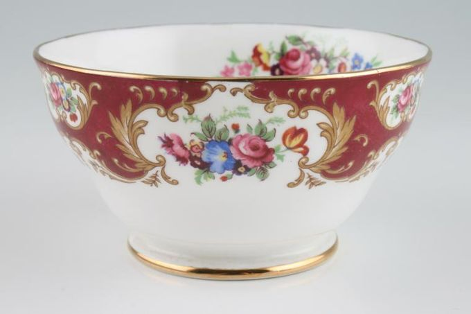 "Royal Standard Lady Fayre Sugar Bowl - Open (Tea) Round 4 1/2"""