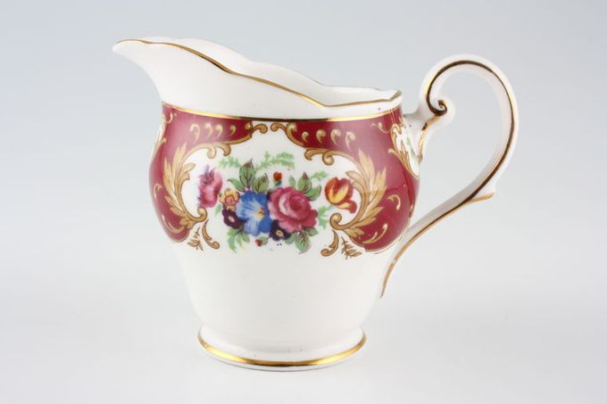 Royal Standard Lady Fayre Cream Jug 1/4pt