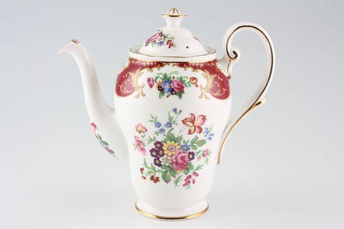 Royal Standard Lady Fayre Coffee Pot 1pt