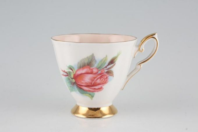 """Royal Standard Harry Wheatcroft Roses - Rendezvous Coffee Cup 3 x 2 3/4"""""""