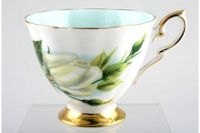 "Royal Standard Harry Wheatcroft Roses - Virgo Teacup 3 1/2 x 2 7/8"""