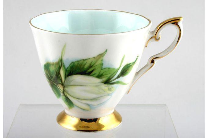 "Royal Standard Harry Wheatcroft Roses - Virgo Coffee Cup 2 7/8 x 2 3/4"""