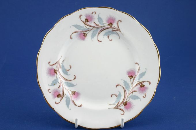 Royal Standard Caprice - Pink Tea / Side / Bread & Butter Plate 6 1/4""