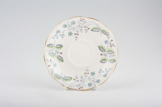 Royal Standard Spring Song Tea Saucer 5 5/8""