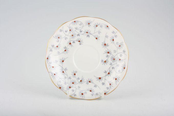 "Royal Standard Vanity Fair Tea Saucer 5 3/4"""