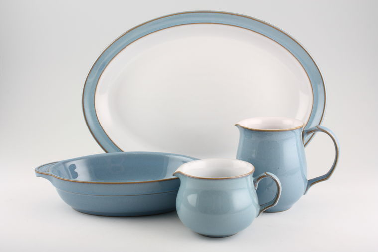 Denby Colonial Blue | Chinasearch