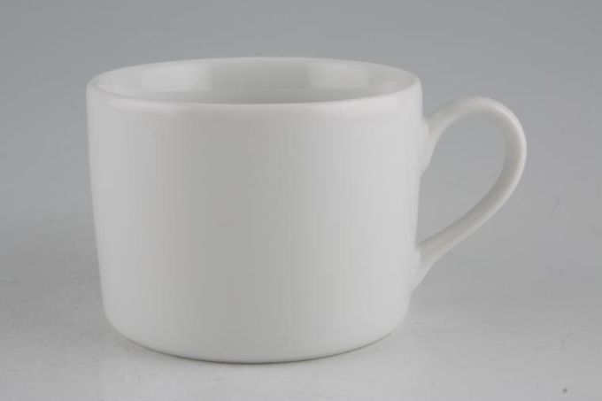Royal Worcester Classic White - Classics Teacup Straight Sided 3 3/8 x 2 1/2""