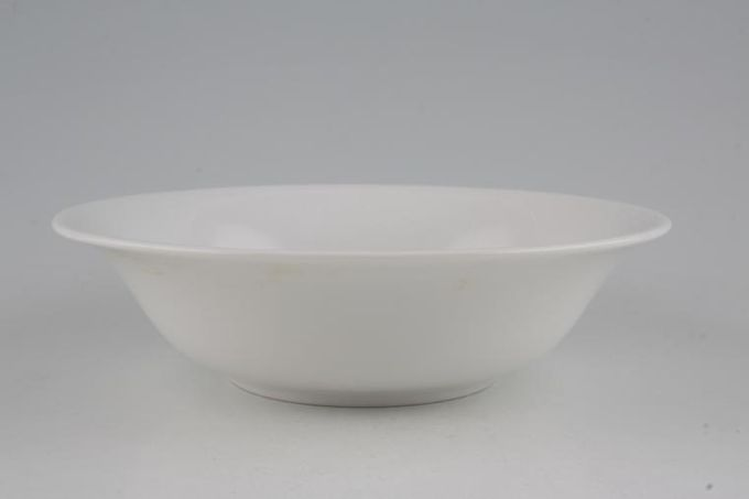 """Royal Worcester Classic White - Classics Soup / Cereal Bowl 6 1/2 x 1 3/4"""""""