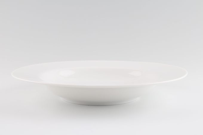 """Royal Worcester Classic White - Classics Rimmed Bowl 9 1/4"""""""