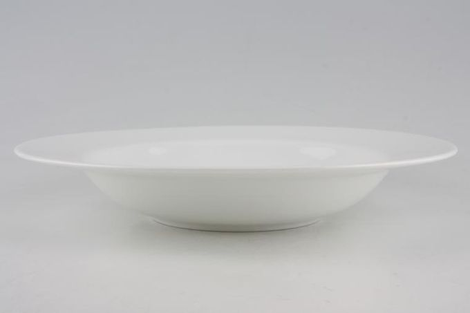 """Royal Worcester Classic White - Classics Rimmed Bowl 10 1/2"""""""