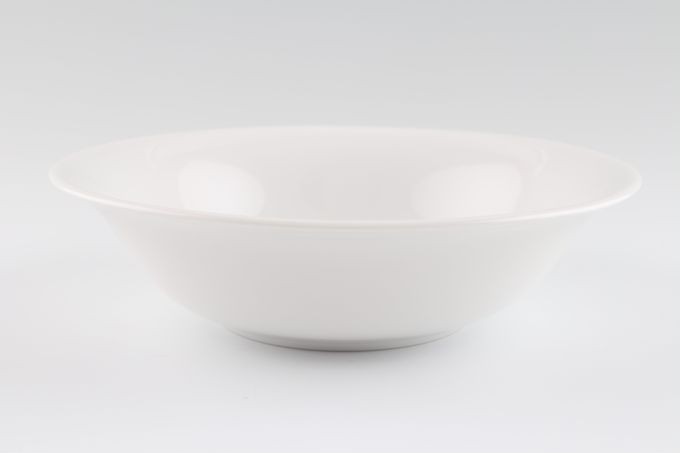 """Royal Worcester Classic White - Classics Soup / Cereal Bowl 6 3/4"""""""