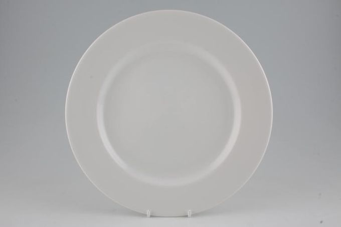 Royal Worcester Classic White - Classics Dinner Plate 10 3/8""