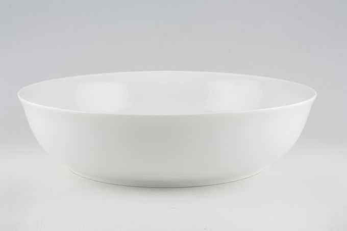 """Royal Worcester Classic White - Classics Serving Bowl 12 3/4"""""""