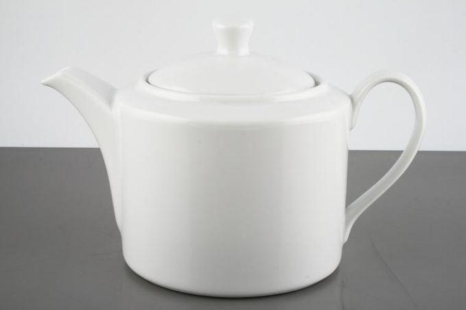 Royal Worcester Classic White - Classics Teapot Classics B/S 2pt