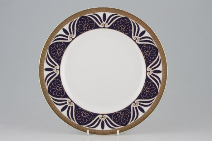 """Royal Worcester Corinth Breakfast / Salad / Luncheon Plate 9 1/4"""""""