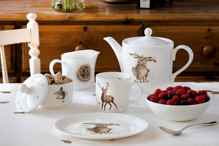 Royal Worcester Wrendale Designs