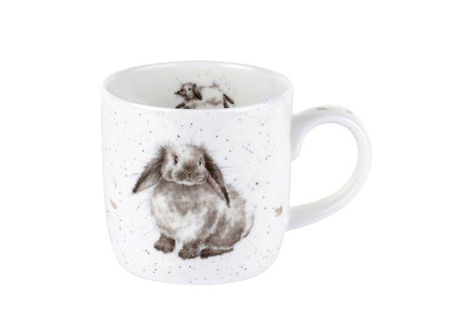 Royal Worcester Wrendale Designs Mug Rosie (Rabbit) 0.31l