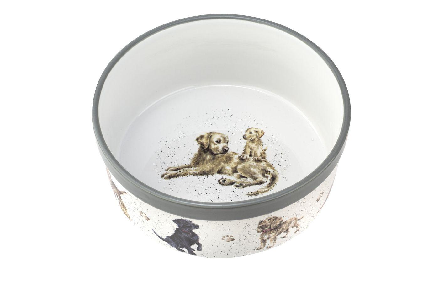 Royal Worcester Wrendale Designs Pet Bowl 20cm thumb 1