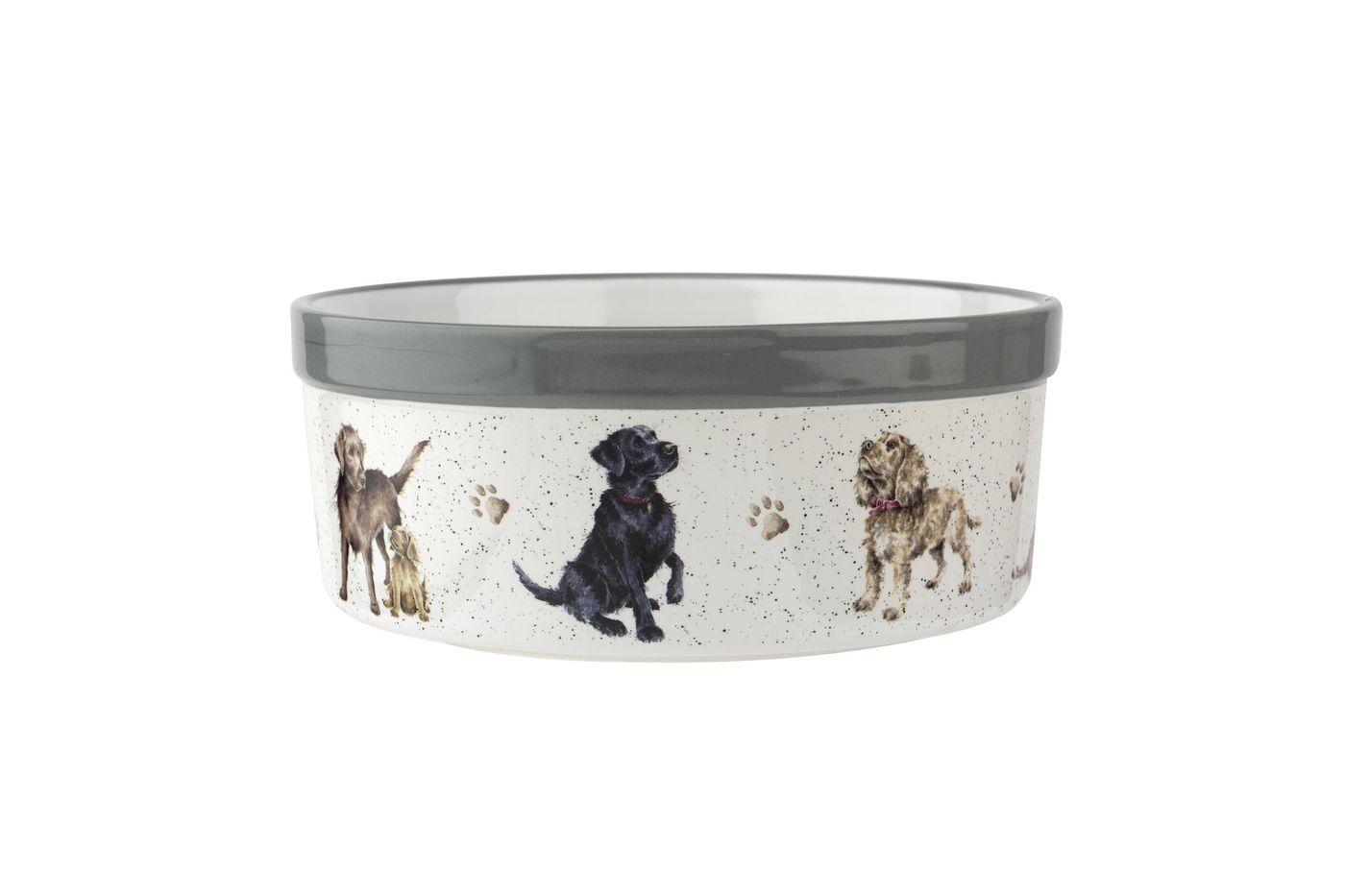 Royal Worcester Wrendale Designs Pet Bowl 20cm thumb 2