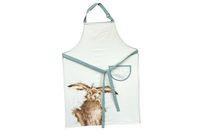 Royal Worcester Wrendale Designs Apron Coloured Collection (Hare)