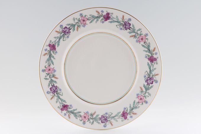 "Royal Worcester Elysian Dinner Plate 10 1/2"""
