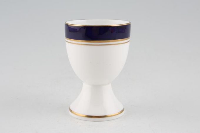 """Royal Worcester Howard - Cobalt Blue - gold rim Egg Cup 2 x 2 3/4"""""""