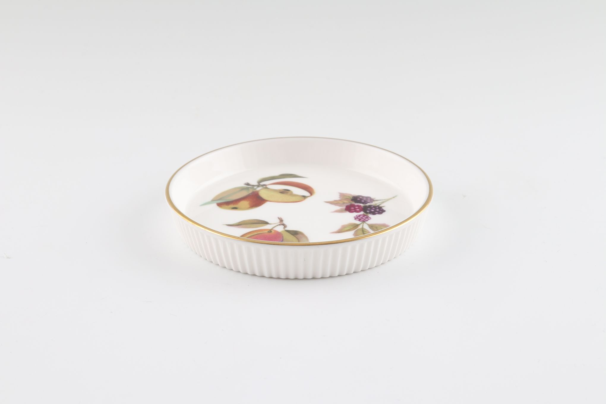 """Royal Worcester Arden Coaster or Butter Pat 3 1/2"""" thumb 1"""