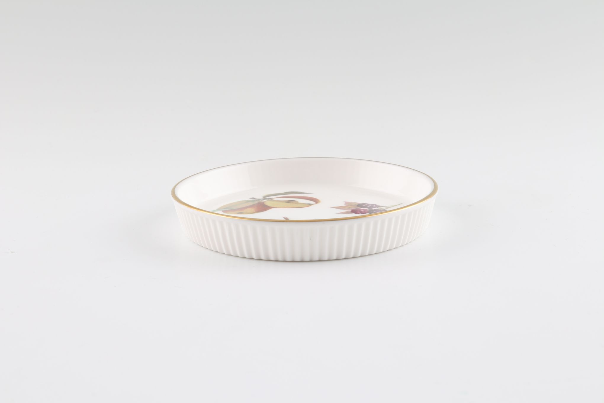"""Royal Worcester Arden Coaster or Butter Pat 3 1/2"""" thumb 2"""