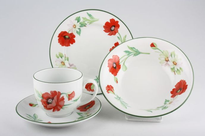 Royal Worcester Poppies