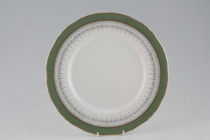 """Royal Worcester Regency - Sage Green - Royal Worcester Dinner Plate 10 3/4"""""""